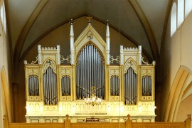 Tänä vuonna 150 vuotta täyttävät Marcussen -urut ovat yhdet suurimmista edelleen käytössä olevista historiallisista kirkkouruista maassamme.