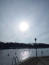 Mikäli taivas on selkeä, päästään Uudessakaupungissakin hämmästelemään huomenna lähes täydellistä auringonpimennystä.