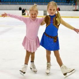 Nelli Piirainen ja Milla Loven kilpailevat lauantaina ensimmäisen kerran.