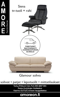 Amore Furniture 27.6.-31.7.