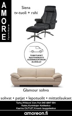 Amore Furniture 27.6.-31.7.