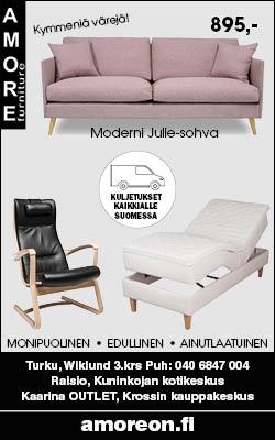 Amore furniture 25.8.-