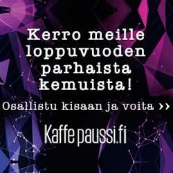 SSS Kaffepaussi 7.1.2018