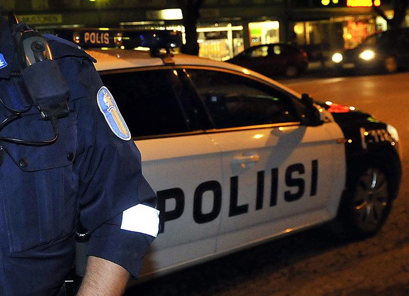 Poliisi Tapahtumailmoitus